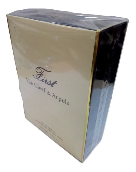 Perfume First Van Cleef & Arpels 100 Ml Feminino Original