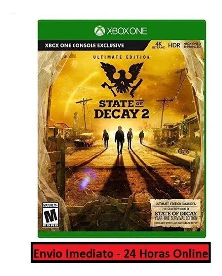 State Of Decay 2 Jogo + Todas Dlc