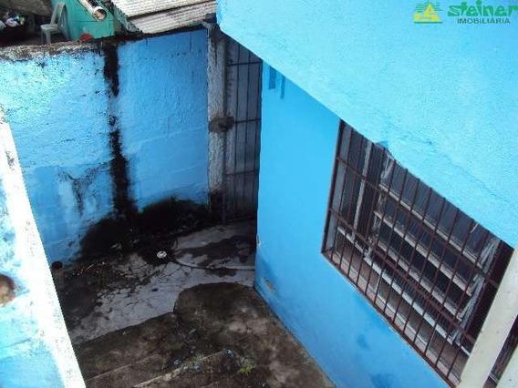 Aluguel Casa 1 Dormitório Gopouva Guarulhos R$ 550,00 - 20307a