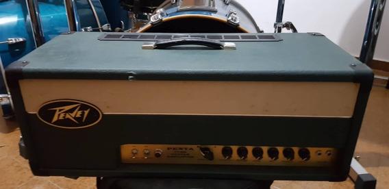 Peavey Penta 140w Cabeçote Amplificador Guitarra Raridade