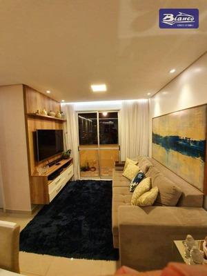 Lindo Apartamento V. Miltom - Ap3554