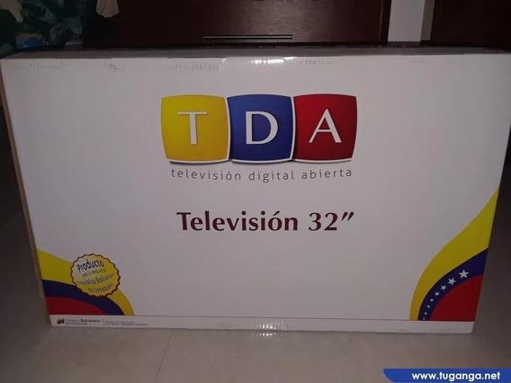 Tv 32 Pulgadas Led Tda. Nuevo!!