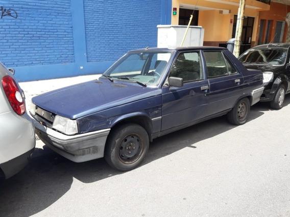 Renault 9 1996 Azul Nafta Y Gnc