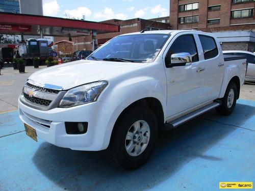 Chevrolet Luv Dmax 4x4  Ls Doblecabina 2500cc Mt Aa