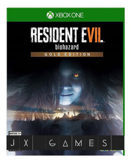 Resident Evil 7 Gold Xbox One -
