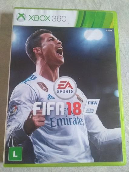Fifa 18 Xbox 360 Orig Midia Fisica