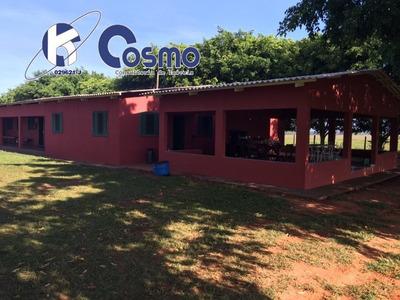 Fazenda, A Venda, Em Mineiros - Mg - Fa00033 - 32761726