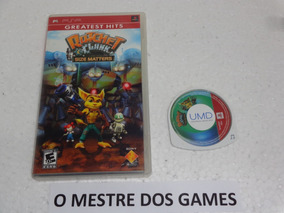 Ratchet E Lank Original Para Psp Confira As Fotos