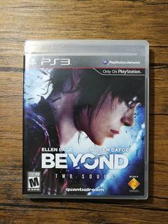 Beyond Two Souls Playstation 3 Ps3 Como Nuevo !!