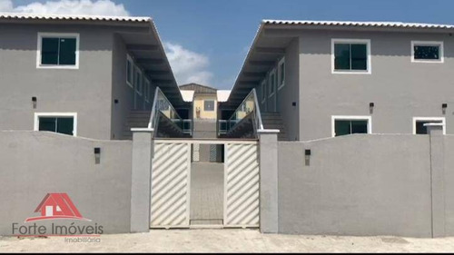 Casa C/ 2 Dormitórios  E Pequena Área - Estrada De Paciencia - Cg/ Rj - Ca0385