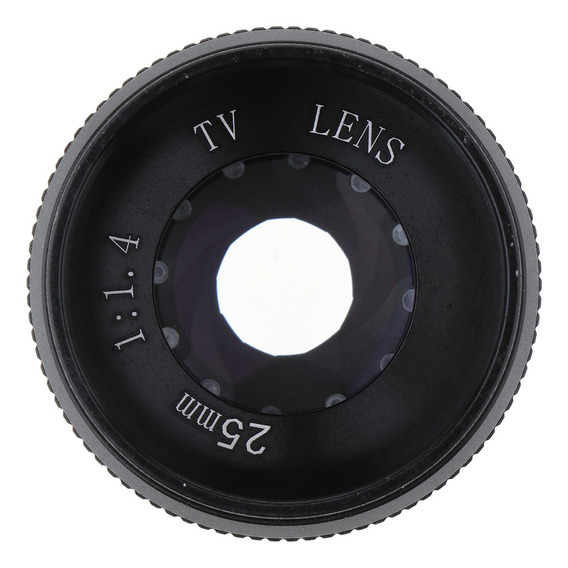 Magideal 25mm F / 1.4 Lente Cctv + C M4 / 3 Tubo Extensão +
