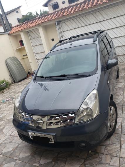 Nissan Grand Livina 1.8 Sl Mt