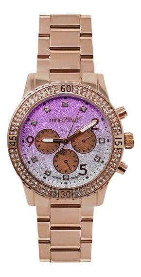 Reloj Mujer Nine2five As19t14rgmr Watch It!