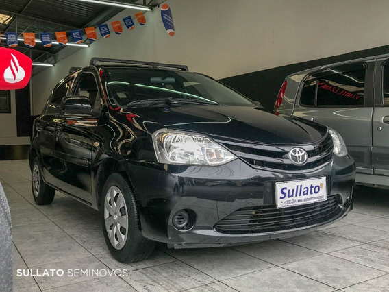 Etios 1.3 Xs Hatch Unica Dona Impecavel