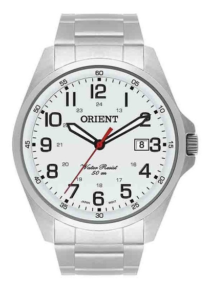 Relógio Orient Masculino Ref: Mbss1171 S2sx Casual
