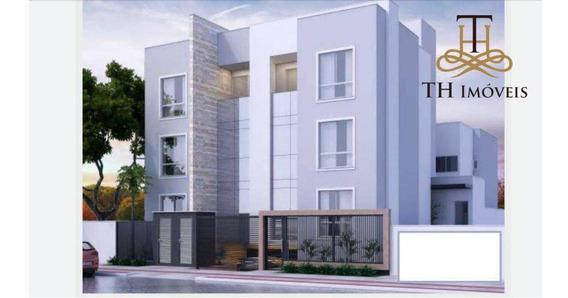 Cobertura Com 01 Suíte+01 Dormitório - 02 Vagas - Co0033