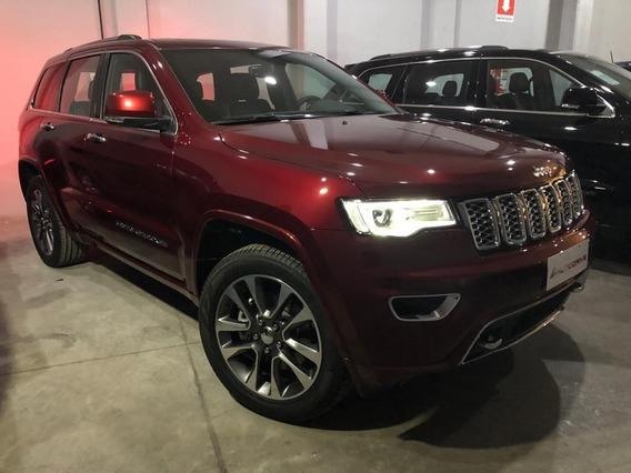 Jeep Grand Cherokee Overland 0km Año 2017 S/patentar