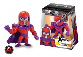 Metal Die Cast X-men Magneto De 4 Pulgadas