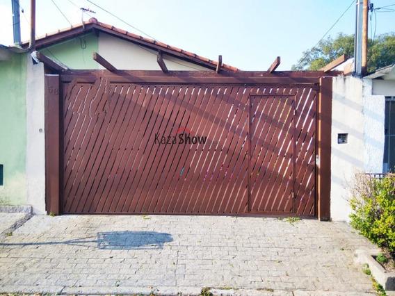 Casa A Venda No Bairro Jardim Monte Alegre Em Taboão Da - 2275-1