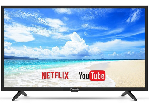 Imagem 1 de 2 de Smart Tv Led Panasonic 40 Polegadas Full Hd Tc-40fs500b
