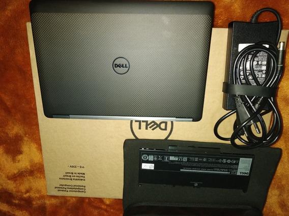 Notebook Dell E7270 I7-6600u Touch Ssd Caixa Original Lindo