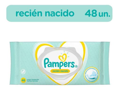 Pampers Toallitas Húmedas Recién Nacido 48 Unidades