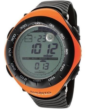 Relógio Suunto Vector Orange Com Nf 2 Anos De Garantia