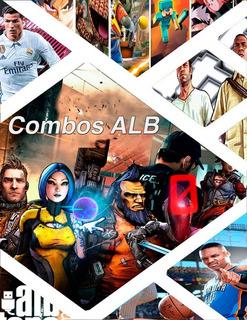 Combo De Juegos Digitales Ps3 / Catalogo De Juegos 2020 Alb