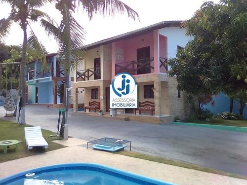 Imagem 1 de 27 de Venda De Pousada Na Praia De Cotovelo, Com Ótima Estrutura Em Seu Entorno, Perto Da Praia E De Restaurantes. - Ho00112 - 33307569