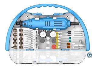 Minitorno Gamma 130 W 119 A Mini Torno G19501ac Simil Dremel