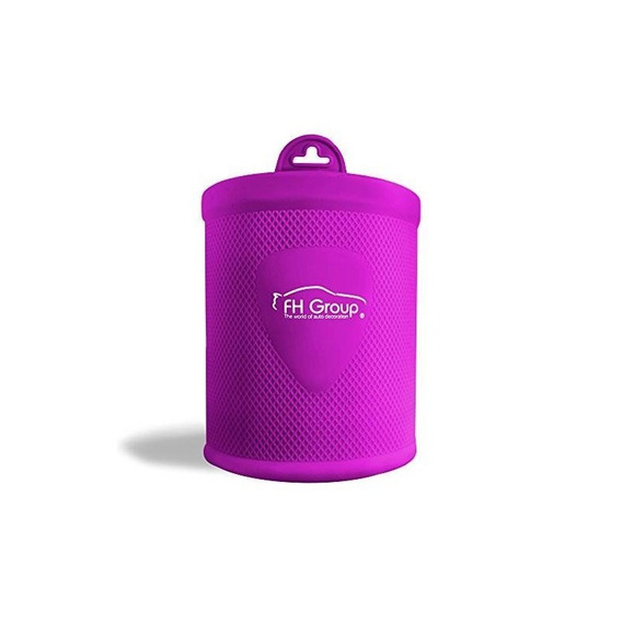 Porta Tazas Fh Group Fh3021hotpink Hot Pink Silicone Dash /