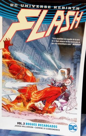 Flash Vol.3 Rogues Recargados