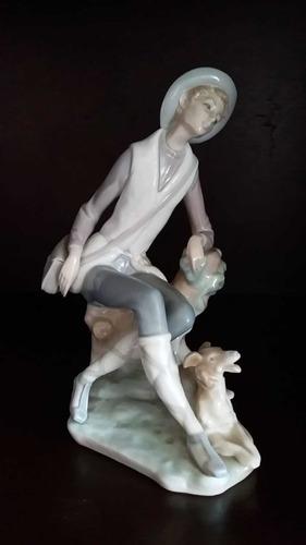 Figura De Porcelana Lladró Original