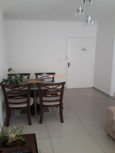 Aparramento No Bairro Taboao Em Sao Bernardo Do Campo Com 02 Dormitorios - V-30318