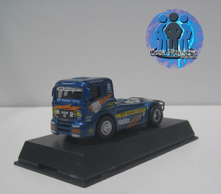 Camion De Carreras Man Marca Ney Ray Esc. 1:87