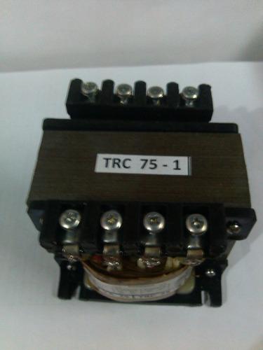 Transformador De Control 75va.480 / 240 - 240 / 120. 48$