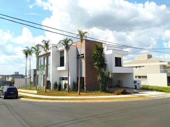 Casa À Venda - Parque Dos Alecrins - Moderna - Ca0127