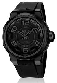 Relógio Pulso Everlast Torque E683 Silicone + 2 Brindes