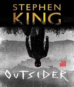Livro Stephen King Outsider