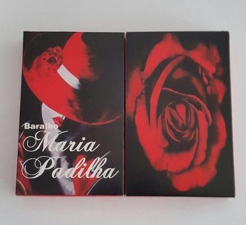 Baralho Maria Padilha Tarotcom Manual Explicativo 36 Cartas