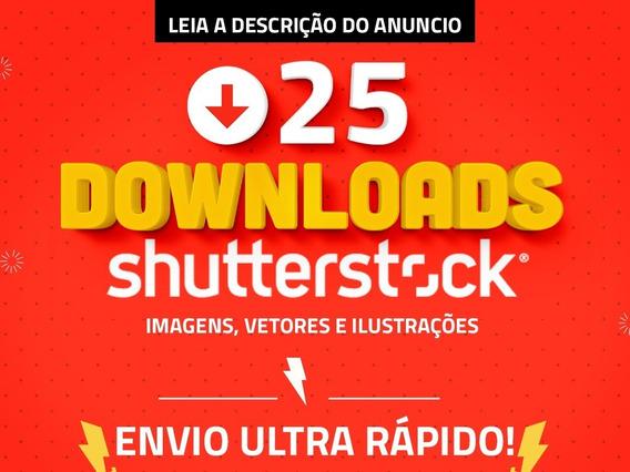 25 Shutterstock | Imagem Ou Vetor | Leia Descrição