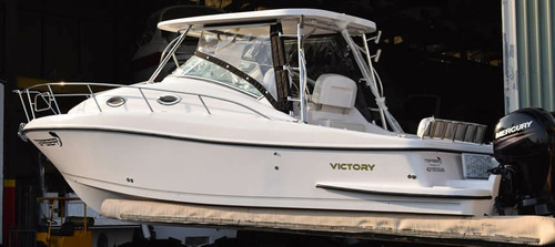 Victory 305 Ano:2021. Mercury 200hp Marina Atlântica.