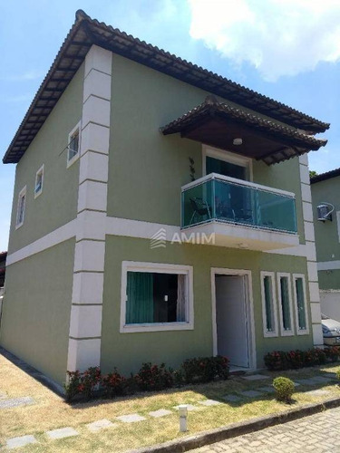 Imagem 1 de 13 de Casa Com 3 Quartos (sendo 1 Suíte Com Closet) À Venda, 120 M² Por R$ 670.000 - Mata Paca - Niterói/rj - Ca0798