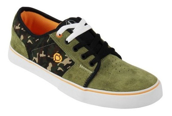 Zapatillas Circa Widow Camuflada