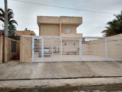 Casa Na Praia Com 2 Quartos Em Itanhaém/sp 7000-pc