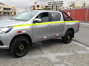 Toyota Hilux 2016 4x4 Turbo Intercooler