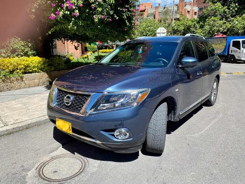 Nissan Pathfinder Excl Exclusive 4x4 2015