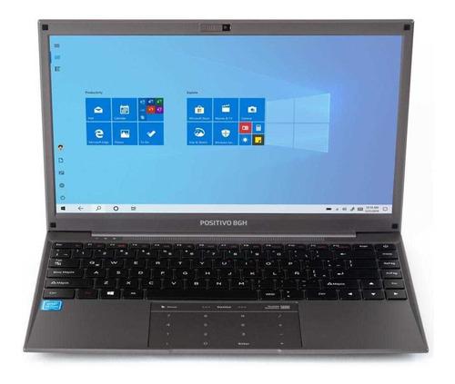 Notebook Bgh Positivo At550 14  Cel 4-500gb