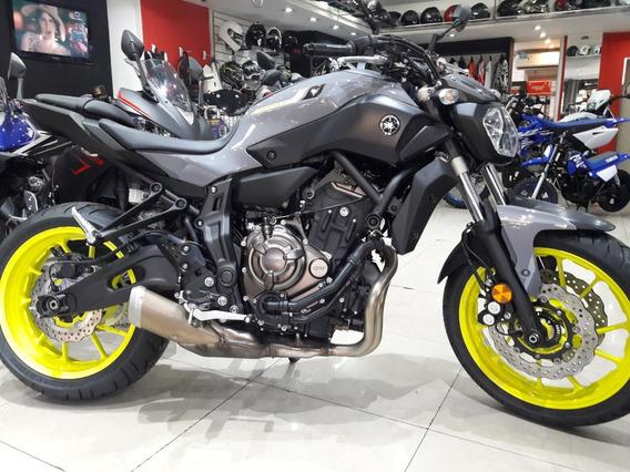 Yamaha Mt 07 Motolandia Contado Inbatible