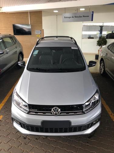 Imagem 1 de 4 de  Volkswagen Saveiro Cross 1.6 16v Msi Cd (flex)